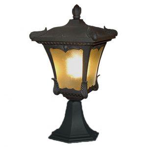 عرضه کننده مدل های مختلف چراغ سردری در بازار