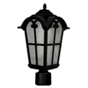 باکیفیت ترین سر چراغ های پارکی باغی و خیابانی