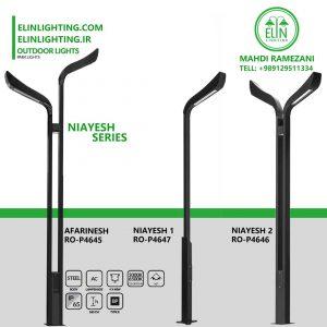 پرفروش ترین نوع پایه چراغ خیابانی در بازار سراسر کشور