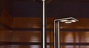 فروش عمده پایه چراغ خیابانی ۱۲۰ سانت در بازار سراسر کشور