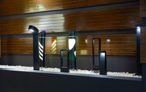 ارزان ترین نوع پایه های چراغ باغی