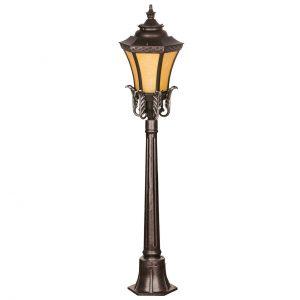 انواع سایز و جنس پایه چراغ های چمنی و پارکی باغی