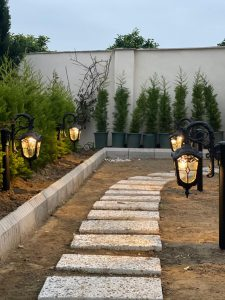 بررسی تخصصی چراغ حیاطی ارزان
